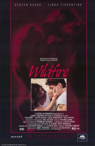 Wildfire (1988 film) - Image: Wildfire movie poster 1988 1020211845