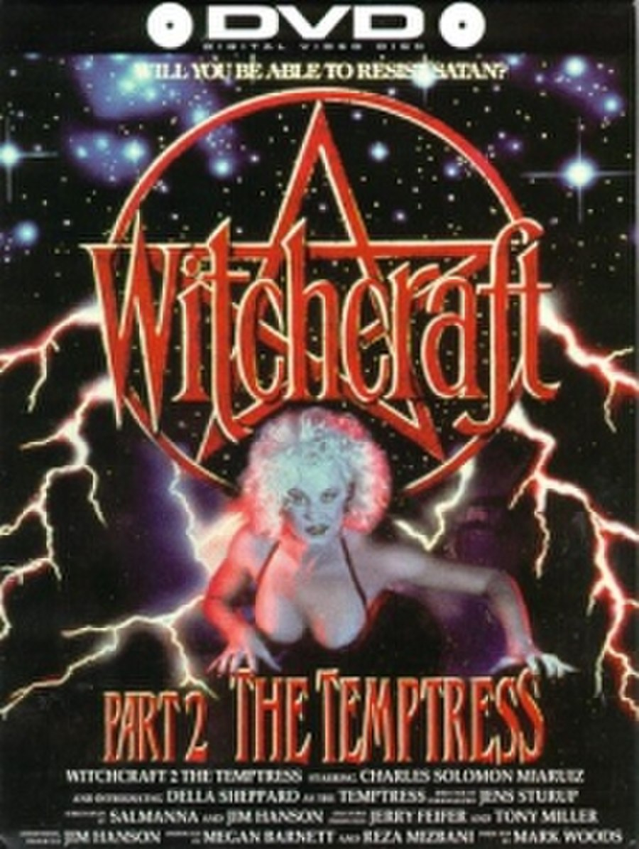 Witchcrat II: The Temptress