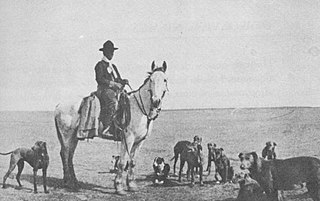 Wolfers (hunting) wolf hunters