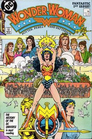 Wonder Woman: Gods and Mortals - Image: Wonder woman 02