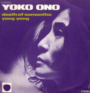 Yang Yang (song) - Image: Yang Yang cover