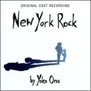 New York Rock - Image: Yoko Ono NY Rock