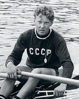 Yuriy Tyukalov Russian rower