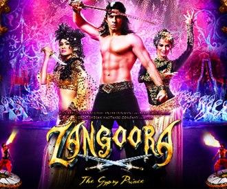 Zangoora - Image: Zangoora poster