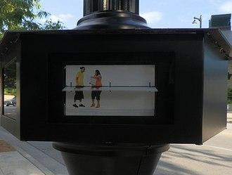Pedestrian Drama - Image: Zweig Pedestrian Drama 2011