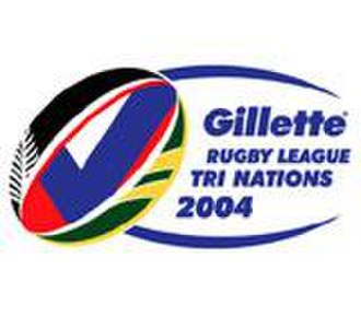 2004 Rugby League Tri-Nations - Image: 2004 Rugby League Tri nations logo