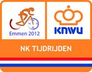 2012 Dutch National Time Trial Championships – Women's time trial - Image: 2012 Dutch National Time Trial Championships logo