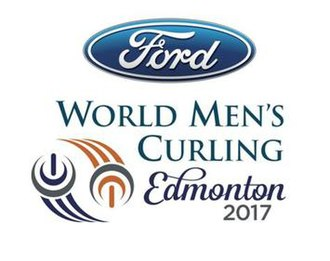 2017 World Men's Curling Championship - Image: 2017 Ford World Men's Curling Championship logo