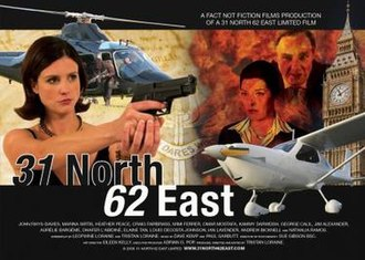 31 North 62 East - UK poster