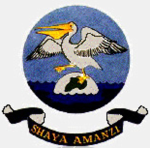 35 Squadron SAAF - Image: 35 Squadron SAAF Crest