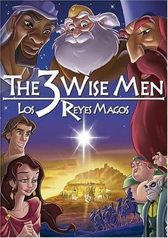 The 3 Wise Men - Image: 3 Wise Men movie cover