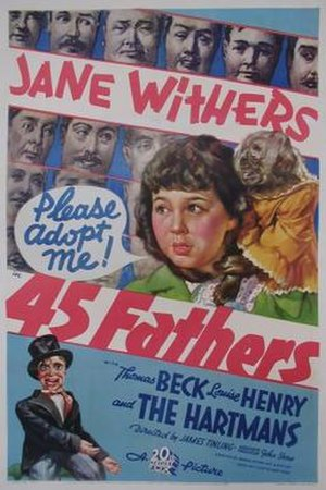 45 Fathers - Theatrical release poster