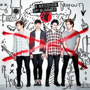 5 Seconds of Summer (album) - Image: 5 Seconds of Summer 5 Seconds of Summer