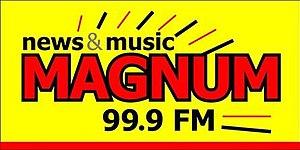 DXRK - Image: 99.9 Magnum radio logo