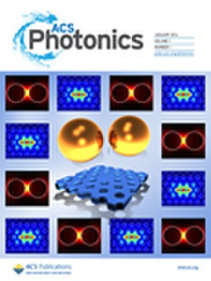 ACS Photonics - Image: ACS Photonics first cover