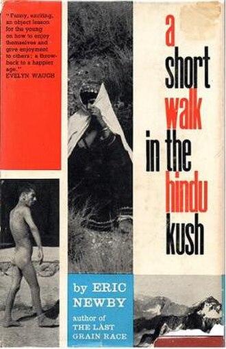 A Short Walk in the Hindu Kush - First edition