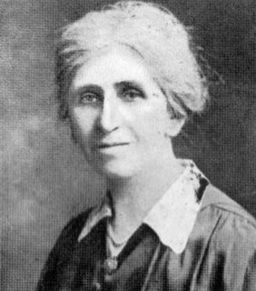 Matilda Cullen Knowles Irish botanist