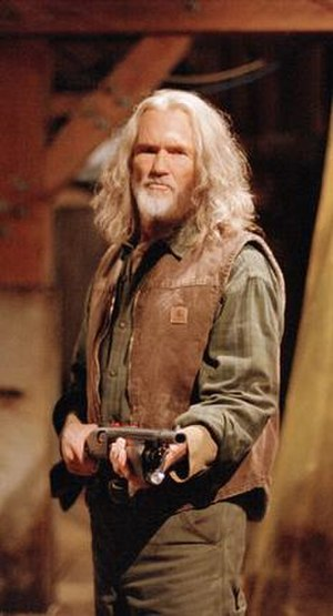 Abraham Whistler - Actor Kris Kristofferson as the character in the Blade film series.