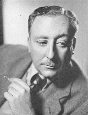 Joss Ambler - 1939 Spotlight photo by Angus McBean