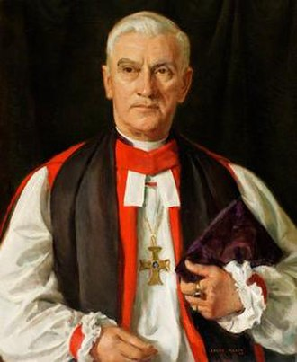 Archbishop of Wales - Image: Alfred Edwin Morris