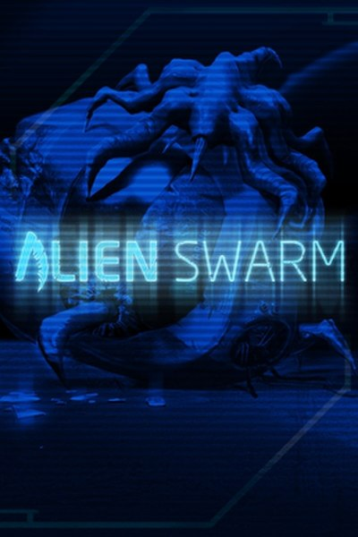 Picture of a game: Alien Swarm