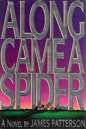Along Came a Spider (novel) - U.S. cover