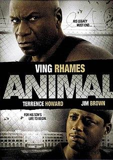 <i>Animal</i> (2005 film) 2005 American film