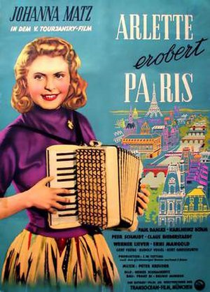 Arlette Conquers Paris - Image: Arlette Conquers Paris