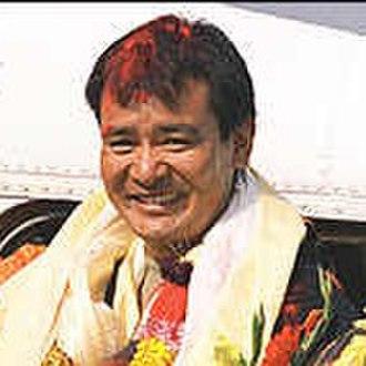Babu Chiri Sherpa - Babu Chiri Sherpa at 2000