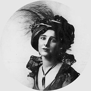 The Balkan Princess - Mabel Sealby as Madga