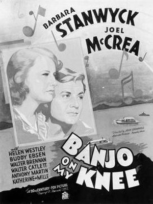 Banjo on My Knee (film) - Image: Banjo on My Knee Film Poster