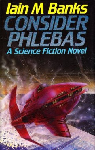 Consider Phlebas - First edition