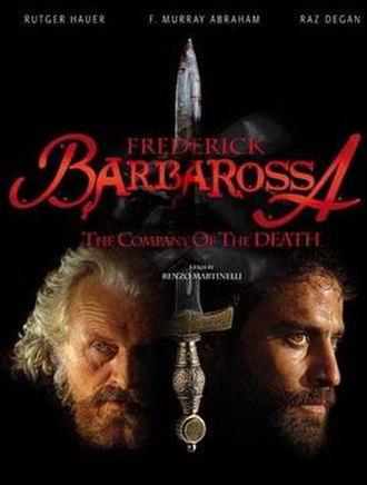 Barbarossa (film) - Image: Barbarossa film locandina