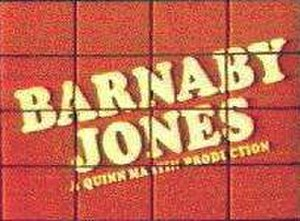 Barnaby Jones - Image: Barnaby jones