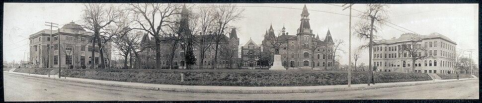 Baylor University, ca 1910