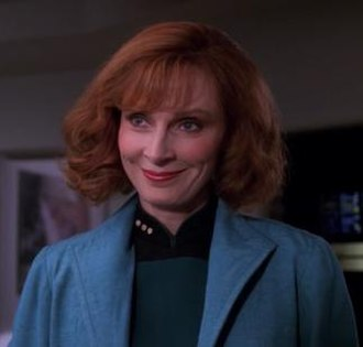 Beverly Crusher - Commander Beverly Crusher, M.D.