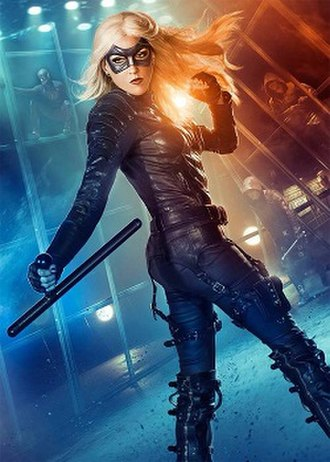 Black Canary - Katie Cassidy as Dinah Laurel Lance / Black Canary in Arrow.