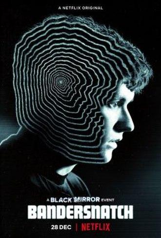 Black Mirror: Bandersnatch - Release poster
