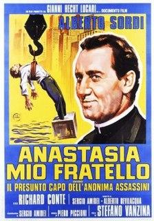 <i>My Brother Anastasia</i> 1973 film by Stefano Vanzina