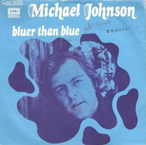 Bluer Than Blue - Image: Bluer Than Blue Michael Johnson
