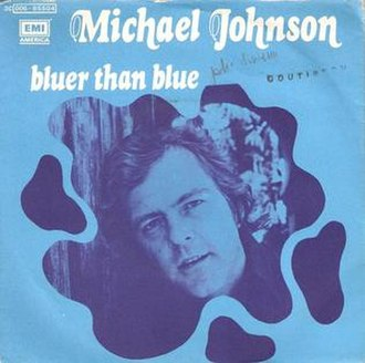 Bluer Than Blue - Image: Bluer Than Blue Michael Johnson