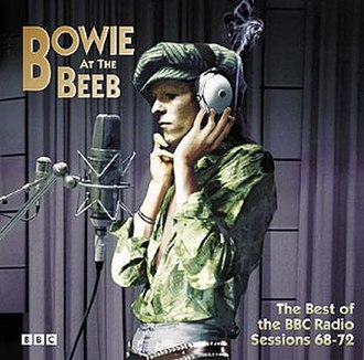 Bowie at the Beeb - Image: Bowiebeeb