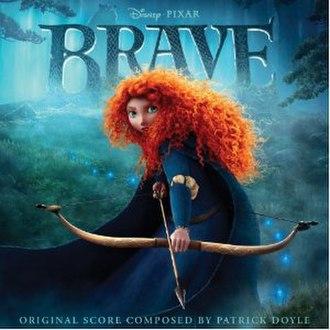 Brave (soundtrack) - Image: Brave Soundtrack Cover