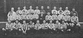 1928–29 Brentford F.C. season - Image: Brentford FC, 1928 29 team photograph