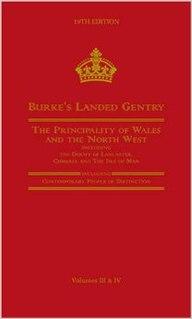 <i>Burkes Landed Gentry</i> genealogy guide