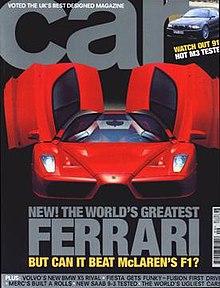 Car Magazine Wikipedia - Sports cars magazine
