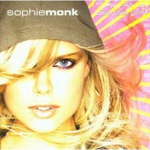 Calendar Girl (Sophie Monk album) - Image: Calendar Girl (Sophie Monk album)