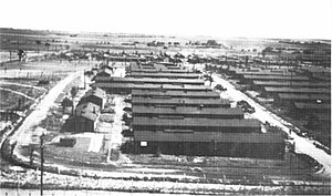 Camp Concordia - Camp Concordia Circa 1945 (Courtesy Cloud County Historical Society)