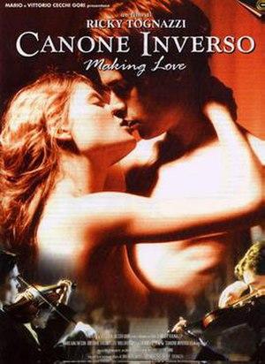 Canone inverso - Image: Canone inverso Making Love