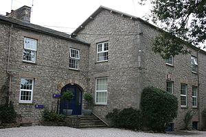 Casterton School - Image: Casterton Front Door